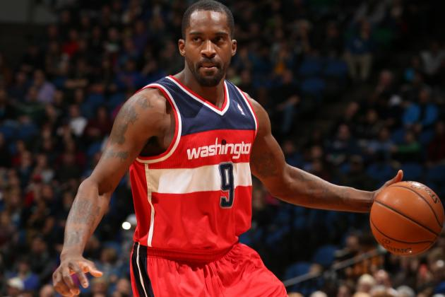 Martell Webster Reacts to Being Called Chris Singleton