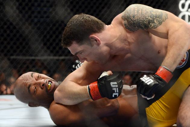 Weidman vs Silva Rematch Left Us with More Questions Than Answers