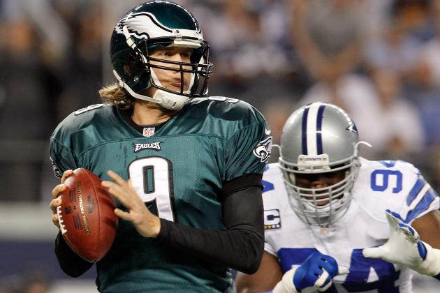 Sunday Night Football Schedule 2013: Full Preview for Eagles vs. Cowboys