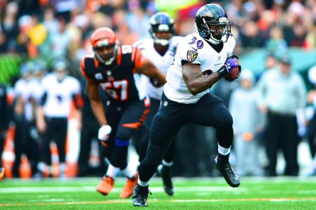 Ravens vs. Bengals: Live Score, Highlights and Analysis