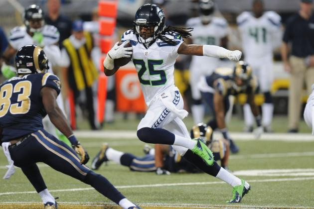 Rams vs. Seahawks: Live Game Grades and Analysis for Seattle