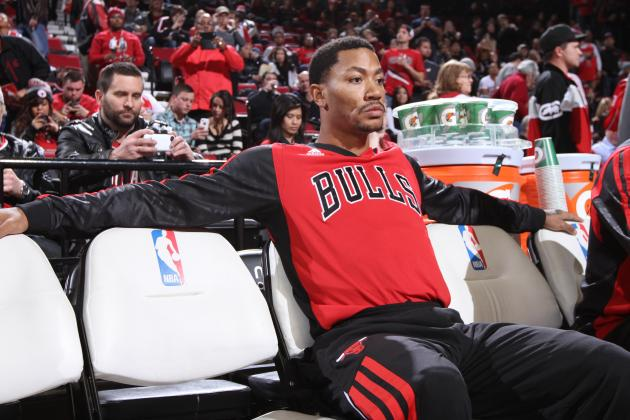 Derrick Rose Expected to Become Fixture on Chicago Bulls Bench by Mid-January