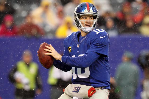 Eli Manning Injury: Updates on Giants QB's Ankle and Recovery