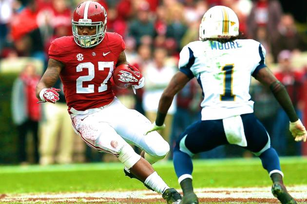Alabama Football: Derrick Henry Will Give Fans Glimpse into Future in Sugar Bowl