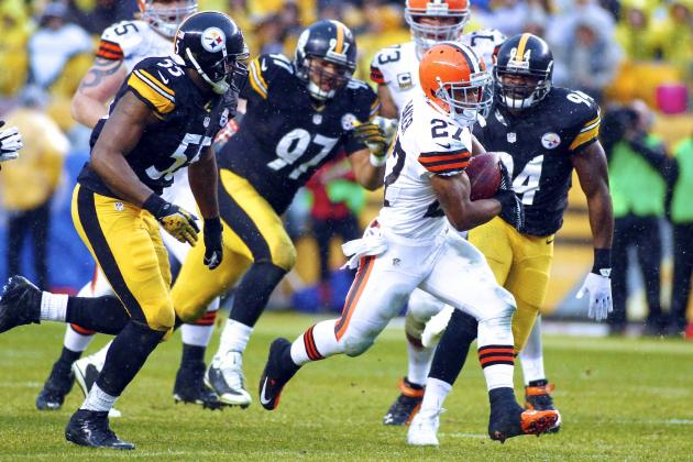 Bowns vs. Steelers: Live Score, Highlights and Analysis