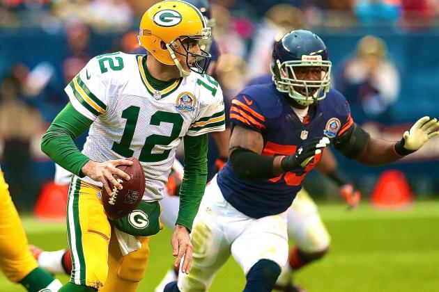 Green Bay Packers vs. Chicago Bears: Live Score, Highlights and Analysis