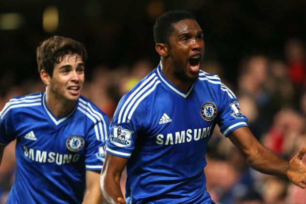 Chelsea vs. Liverpool: Samuel Eto'o Shows the Good, the Bad and the Ugly in Win