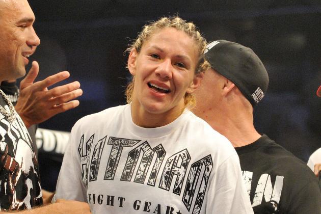 Cris Cyborg: 'Ronda I'm Coming to Get You!'