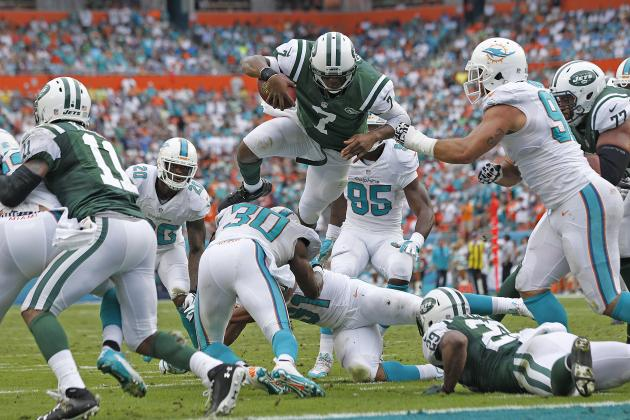New York Jets vs. Miami Dolphins: Live Grades and Analysis for Miami