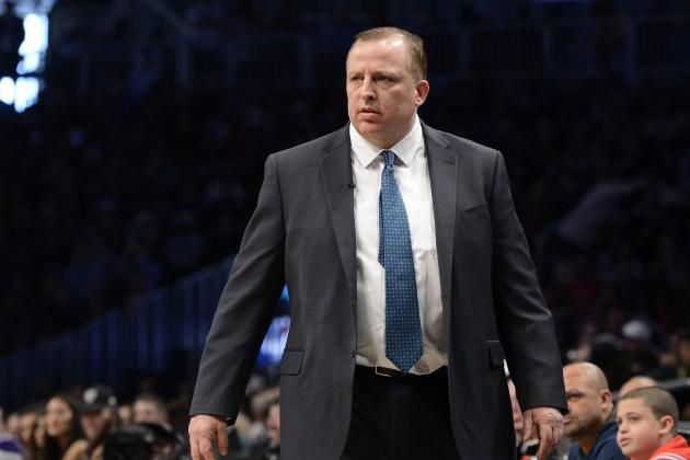 Keeping Chicago Bulls in Playoffs Will Be Tom Thibodeau's Best Coaching Job Yet