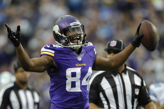 Lions vs. Vikings Live Score, Highlights and Analysis