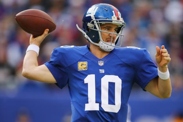 Redskins vs. Giants: Live Grades and Analysis for New York