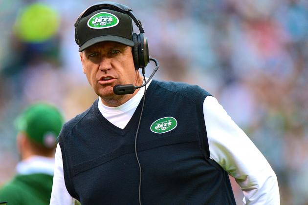 Rex Ryan Retained as Head Coach of New York Jets