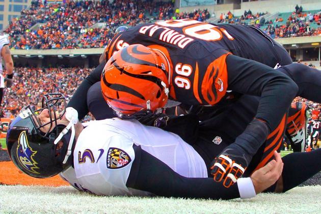Ravens vs. Bengals: Score, Grades and Analysis
