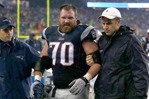 Logan Mankins Injury: Updates on Patriots OL's Ankle