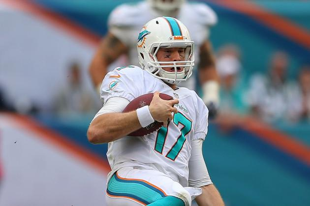 AFC, NFC Playoff Pictures Much Clearer After Dolphins and Ravens Lose