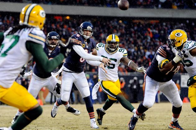 Packers vs. Bears: Final Game Grades and Analysis for Chicago
