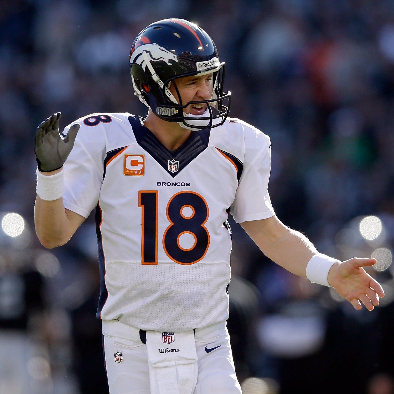 What Is John Elway Planning: Broncos Easy Schedule