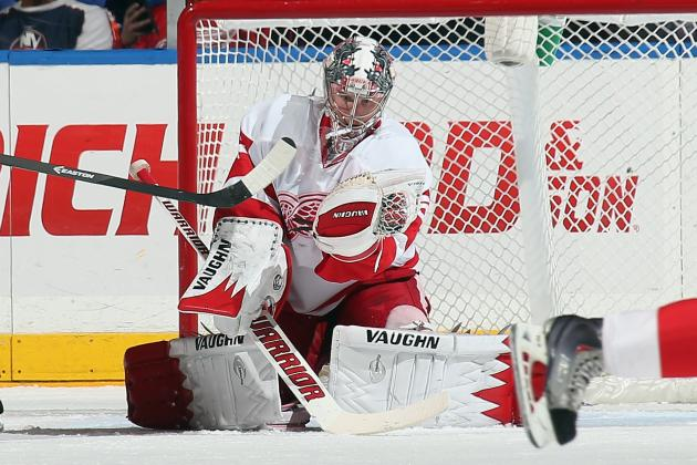 Are Jonathan Quick, Ryan Miller and Jimmy Howard the Right Goalies for Team USA?