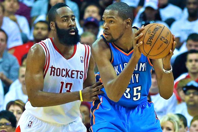 Houston Rockets vs. Oklahoma City Thunder: Live Score, Highlights and Analysis