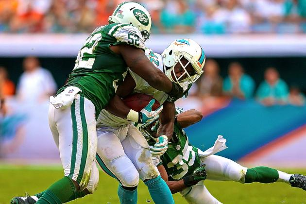 New York Jets vs. Miami Dolphins: Live Score, Highlights and Analysis