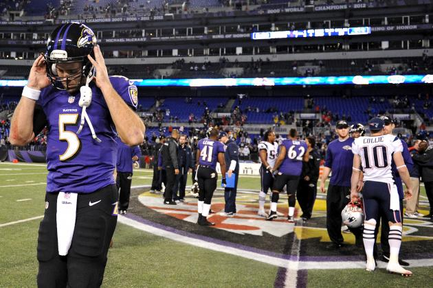 Baltimore Ravens Offense Needs Major Overhaul After Disappointing 2013 Season