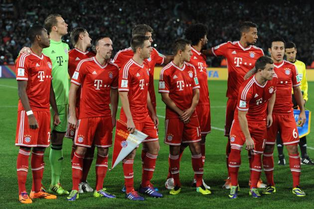 Bayern's Strange Coaching Circumstance May Lead to Champions League Record