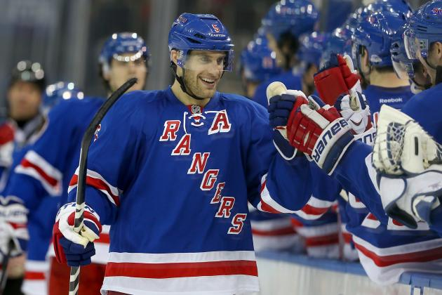 Should the New York Rangers Consider Sending Dan Girardi to Boston Bruins?