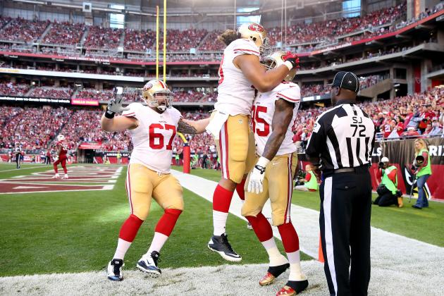 49ers vs. Cardinals: Live Grades and Analysis for San Francisco