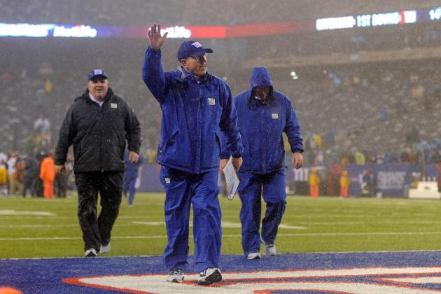 End of 2013 Season Gives New York Giants Optimism Moving Forward