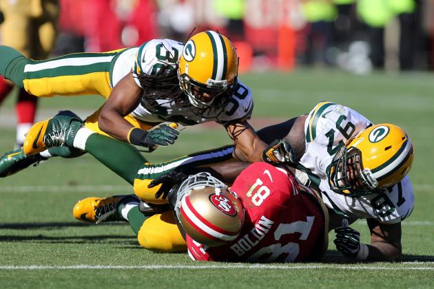 49ers Beat Cardinals, Set Up Playoff Trip to Green Bay