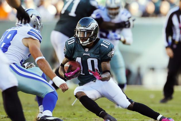 Eagles vs. Cowboys: Live Game Grades and Analysis for Philadelphia