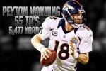 Peyton Breaks Brees' Single-Season Passing Yards Record