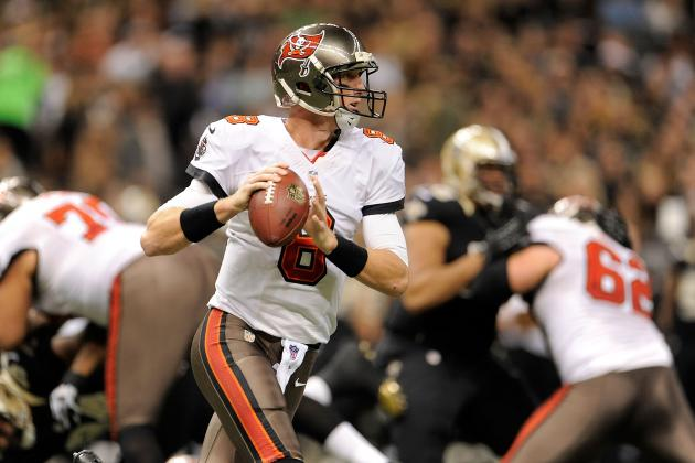 Bucs Finish Dismal Season with Loss to Saints