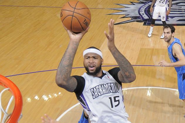 Does DeMarcus Cousins Deserve to Be an All-Star?