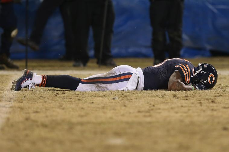 Brandon Marshall Is Devastated After Losing NFC North to Packers