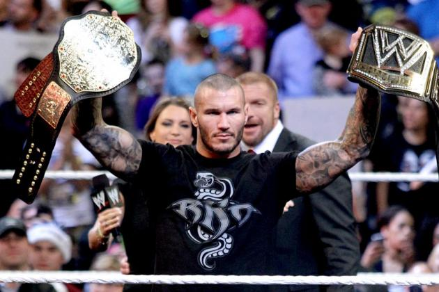 Projecting When Randy Orton Will Lose the WWE World Championship