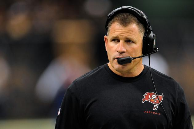 Don't Expect Tampa Bay Buccaneers to Succeed in 2014 If Greg Schiano Returns