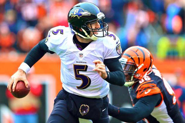 After Disappointing Season, Ravens Now Must Retool Around Joe Flacco