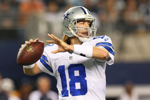 Eagles vs. Cowboys: Live Game Grades and Analysis for Dallas