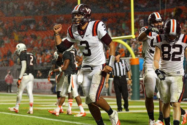VT vs. UCLA: Can Logan Thomas Save His NFL Draft Stock in Sun Bowl?