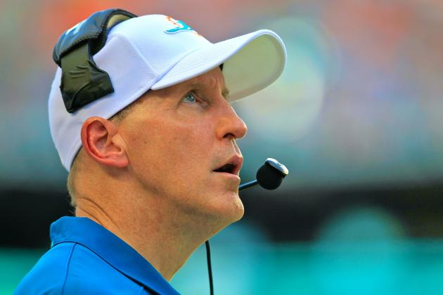 Firing Joe Philbin Won't Solve the Miami Dolphins' Problems