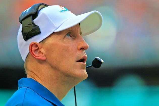 Firing Joe Philbin Won't Solve the Miami Dolphins' Problems