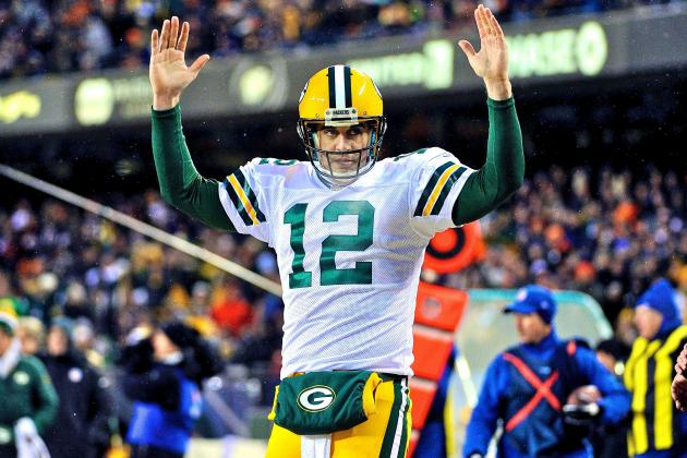 Aaron Rodgers' Magic Makes Packers One of the Toughest Playoff Outs