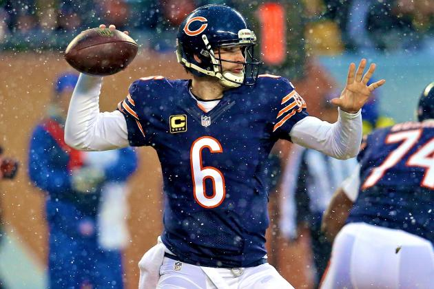 Jay Cutler More Than Deserves to Be Bears' QB of the Future
