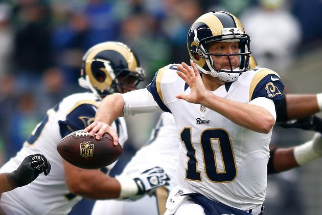 Rams Fail to Reach .500, Lose 27-9
