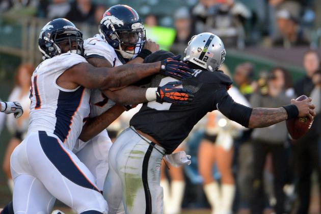 With 2013 Season in the Books, Raiders Must Move on from Pryor, McGloin