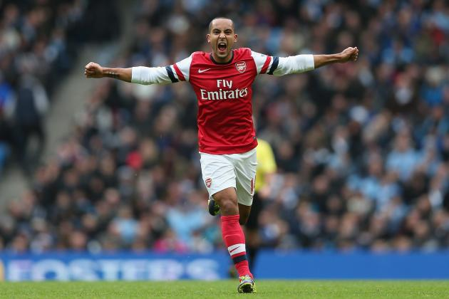 Theo Walcott Continues to Show Why He's so Important to Arsenal