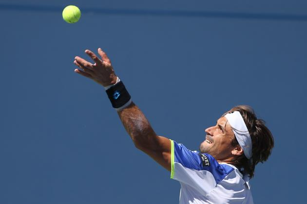 David Ferrer: Spaniard Can Hold on to Top-4 Spot in 2014