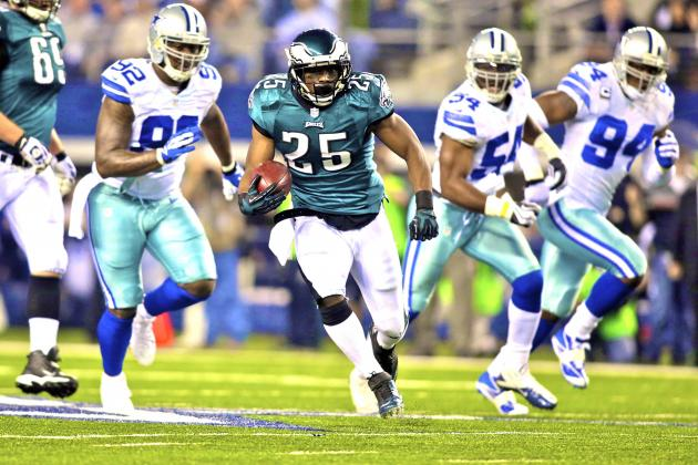 Eagles vs. Cowboys: Live Score, Highlights and Reaction